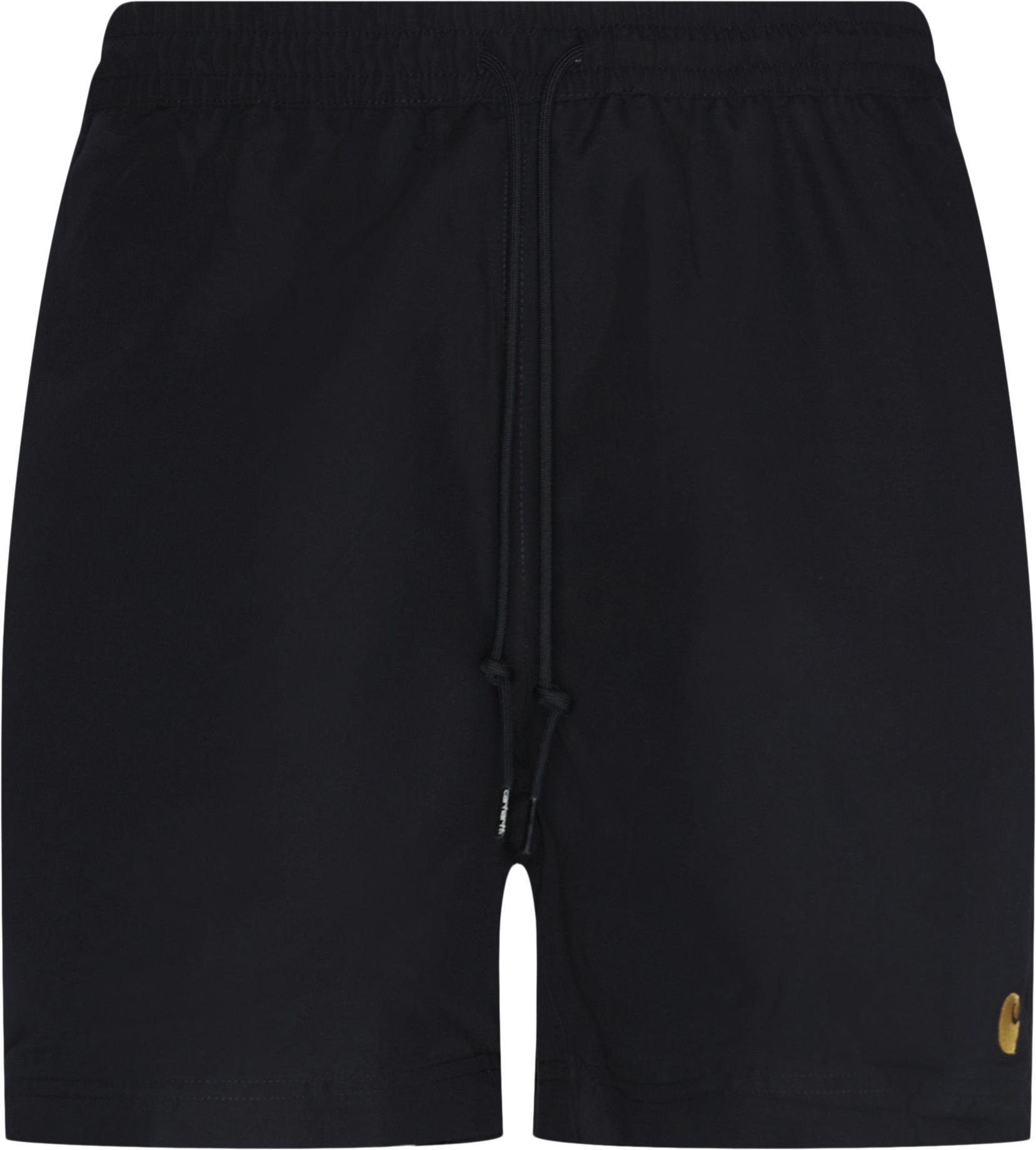 Shorts - Regular fit - Blue